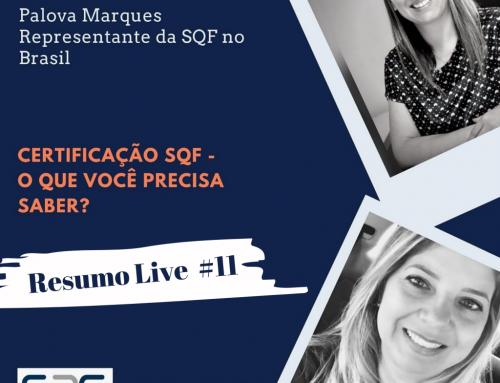 """Resumo da Live #11 """"Projeto S2G Convida"""": SQF o que você precisa saber?"""